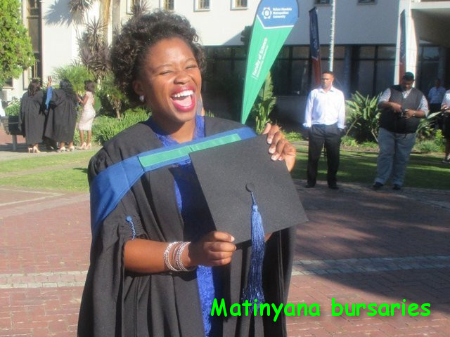 Matinyana Bursary Fund: a bursary fund for disadvantaged students from Nemato